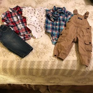💙lot of baby boy clothes💙
